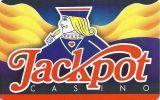 Jackpot Casino - Montana - Blank Sample Slot Card    ...[RSC][MSC]... - Casino Cards