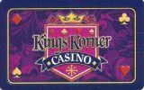 King's Korner Casino - Montana - Blank Sample Slot Card    ...[RSC][MSC]... - Casino Cards