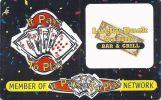 Lucky Buck Casino - Montana - Blank Sample Slot Card   ...[RSC][MSC]... - Casino Cards