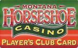 Montana Horseshoe Casino - Montana - Blank Sample Slot Card   ...[RSC][MSC]... - Casino Cards