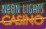 Neon Lights Casino - Montana - Blank Sample Slot Card   ...[RSC][MSC]... - Casino Cards