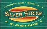 Silver Strike Casino - Montana - Blank Sample Slot Card    ...[RSC][MSC]... - Casino Cards
