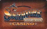 Southfork Casino - Montana -Blank Sample Slot Card    ...[RSC][MSC]... - Casino Cards