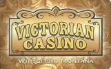 Victorian Casino - Whitefish Montana - Blank Sample Slot Card   ...[RSC][MSC]... - Casino Cards