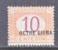 ITALY  OLTRE  GIUBA  J 2    * - Oltre Giuba