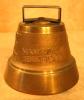 CLOCHE MAMIROLLE 1888-1988 CENTENAIRE E.N.I.L. MAMIROLLE - Bells