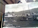 MARINA DI CARRARA IL PORTO NAVE SHIP  CARGO E BARCHE VB1960 FB5773 - Carrara
