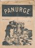 PANURGE - 28e ANNEE N° 631 - 5 JANVIER  1937 - Livres, BD, Revues