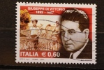 ITALIA USATI 2007 - GIUSEPPE DI VITTORIO - RIF. G 1391 - QUALITA´ LUSSO - 6. 1946-.. Repubblica