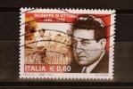 ITALIA USATI 2007 - GIUSEPPE DI VITTORIO - RIF. G 1392 - QUALITA´ LUSSO - 6. 1946-.. Repubblica