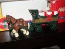 CARRO CARICO DI COCA COLA CON CAVALLI SCALA 1/32 RARO!! - Toys