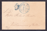 ESK-173 COVER WITH CANCELLATION. - 1889-1931 Royaume: Alphonse XIII