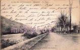26 -REMUZAT  -La Digue -1922 - 2 Scans - Autres Communes