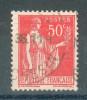 Collection FRANCE ; 1932-33 ; Type Paix ; Y&T N° 283g IV ; Lot :  ;  Oblitéré - 1932-39 Peace