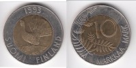 **** FINLANDE - FINLAND - 10 MARKKAA 1993 **** EN ACHAT IMMEDIAT - Finlande