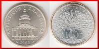 FDC / NEUVE / SOUS BLISTER **** 100 FRANCS 1983 PANTHEON - ARGENT **** EN ACHAT IMMEDIAT !!! - N. 100 Francs