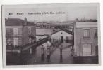 75  PARIS   Inondations 1910    Rue Leblanc - Arrondissement: 15