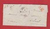 Lettre  //  De Angers  // Pour Laval  //  4 Septembre 1835 - 1801-1848: Précurseurs XIX