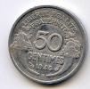 "50 Centimes ""MORLON""  Alu 1946B   TTB/SUP - G. 50 Céntimos"