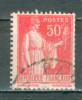 Collection FRANCE ; 1932-33 ; Type Paix ; Y&T N° 283d II B ; Lot :  ; Oblitéré - 1932-39 Paix