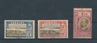 1930. Ubangi-Schari - Portomarken (French Colony) :)