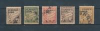 1928. Ubangi-Schari - Portomarken (French Colony) :)