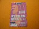 Stereo MCS used concert Greek ticket in Thessaloniki Greece
