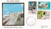 Pope John Paul II:  Visit To 1985 Trinidad & Tobago (G33-73) - Päpste