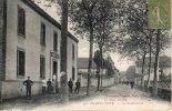 81 Pempelonne - L A Gendarmerie - Bar Sirven éditeur - Cheval - Vélo - Tabac - Animée - Pampelonne