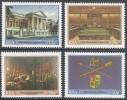 South Africa. 1985 Centenary Of Cape Parliament Building. MNH. SG 582-585 - South Africa (1961-...)