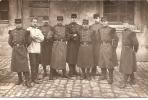 Carte Photo Militaire - 26e Regiment Infanterie (Nancy) Malgache Ou Antillais - Photo Octave Maxeville Nancy - Regimente