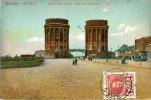 Cpa MOSCOU - Les Tours D´ Aqueduc - Russie