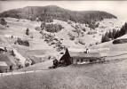 Thématiques 73 Savoie Areches Boudin Et La Route Du Col Du Pré Le Recto Est Blanc C'est Du Au Scannage De La Cp - Altri Comuni