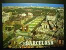 3262 ESPAÑA SPAIN CATALUÑA CATALUNYA BARCELONA ARCO DE TRIUNFO POSTCARD POSTAL AÑOS 60/70 ESCRITA - TENGO MAS POSTALES - Barcelona