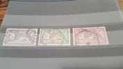 LOT 284650 TIMBRE DE FRANCE OBLITERE N�206 A 208 VALEUR 65 EUROS