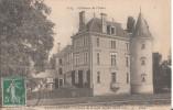 36  Vendoeuvres Chateau De Bauche - France