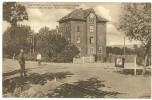 Camp D´Elsenborn  Butgenbach Batiment D´administration - Bütgenbach