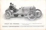 CIRCUIT DES ARDENNES ROUGIER SUR S 10 HP LORRAINE DIETRICH COURSE AUTOMOBILE VOITURE SPORT 08 - France