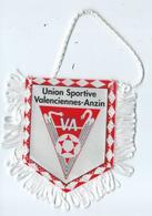 Fanion Football L'équipe De Valenciennes - Apparel, Souvenirs & Other