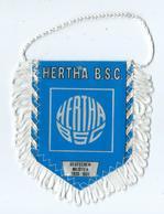 Fanion Football L'équipe Du Hertha BSC - Apparel, Souvenirs & Other