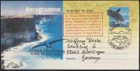 ANTARCTIC,AUSTRALIA , Whale Watch Victor Harbor, 19.APR 2001, WHALE-Motive  , Look Scan !! 18.11-55 - Antarctische Expedities