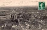 CPA  --  DPT 62  -- ARRAS  --  PANORAMA  DE  LA  VILLE  PRISE  DU  BEFFROI......... - Arras