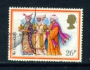 GREAT BRITAIN  -  1982  Christmas  26p  Used As Scan - Used Stamps
