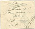 España 1937 / 1942. Varias Cartas De Navalmoral De La Mata. Censura. - Nationalistische Censuur
