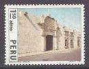Peru - Arequipa, Casa Del Moral, Historic Buildings, Monuments MNH - Pérou