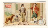 Suchard - Le Loup Et Le Chien - Suchard