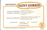 Buvard SAINT GOBAIN Engrais SAINT GOBAIN Engrais Complexes Engrais Composés - Agriculture
