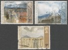 Great Britain. 1971 ´Ulster 1971´ Paintings.  Used Complete Set. SG 881-883 - Used Stamps