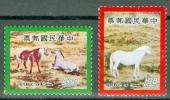Taiwan 1977 Horses MNH** - Lot. 4231 - 1945-... Republik China