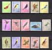 Oiseaux, Birds, Ucelli, Vogel    Yv.  660 / 666** + A 769 / 776**, Cote 42,50 €, - Venezuela